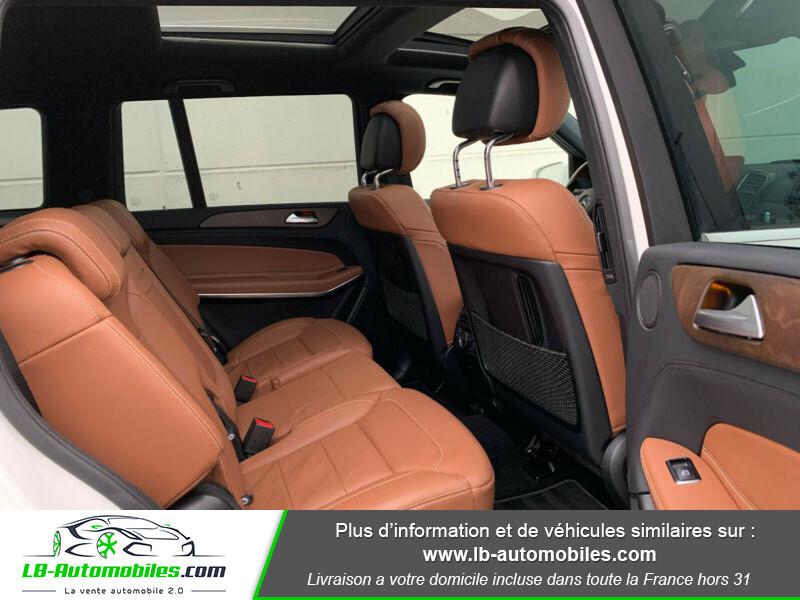 Mercedes GLS 500 9G-Tronic 4Matic Blanc occasion à Beaupuy - photo n°8