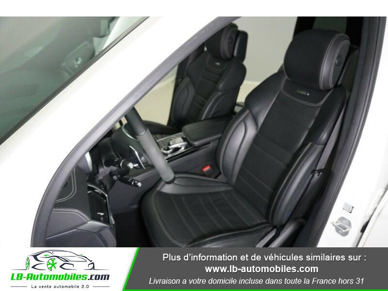 Mercedes GLS 63 Mercedes-AMG 7G-Tronic Speedshift+ AMG 4Matic Blanc occasion à Beaupuy - photo n°14