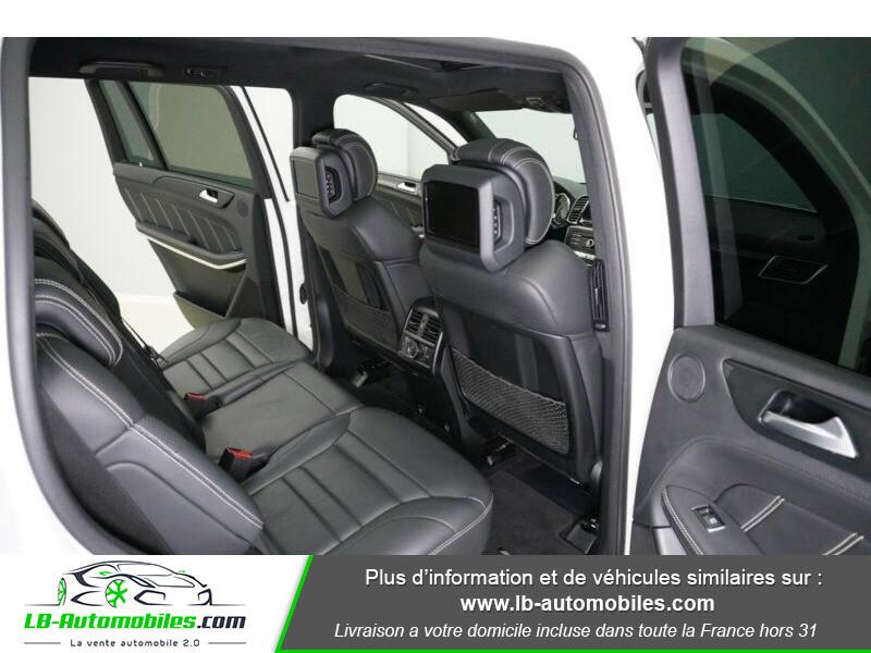 Mercedes GLS 63 Mercedes-AMG 7G-Tronic Speedshift+ AMG 4Matic Blanc occasion à Beaupuy - photo n°12