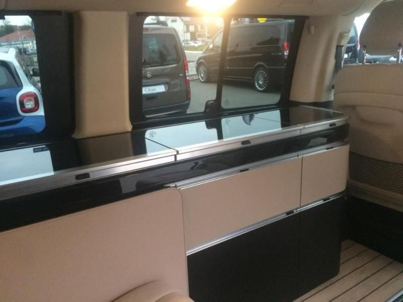 Mercedes Marco Polo 250 BLUETEC 190CH ACTIVITY 7G-TRONIC PLUS Marron occasion à Quimper - photo n°6