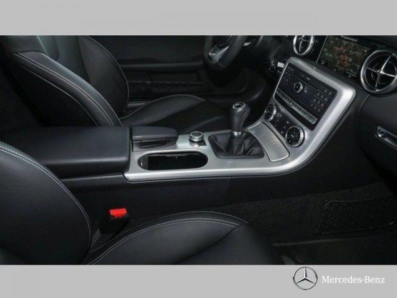 Mercedes SLC 180 Bleu occasion à Beaupuy - photo n°8