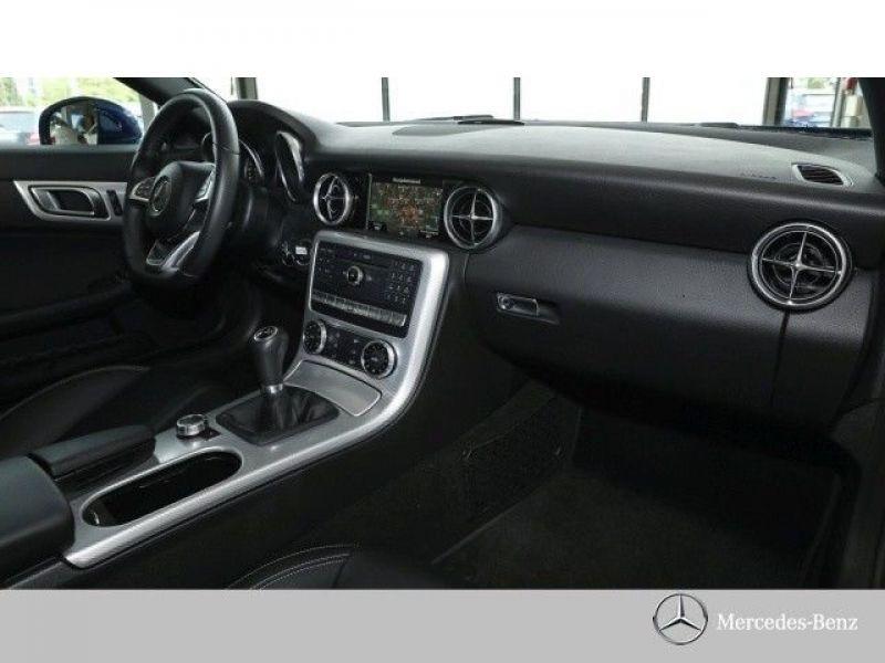 Mercedes SLC 180 Bleu occasion à Beaupuy - photo n°2