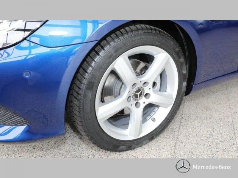 Mercedes SLC 180 Bleu occasion à Beaupuy - photo n°9