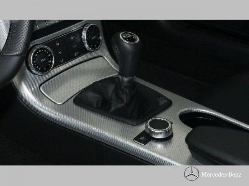 Mercedes SLC 180 Bleu occasion à Beaupuy - photo n°7