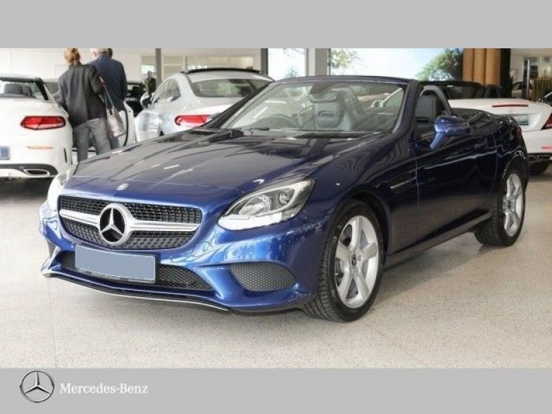Mercedes SLC 180 Bleu occasion à Beaupuy