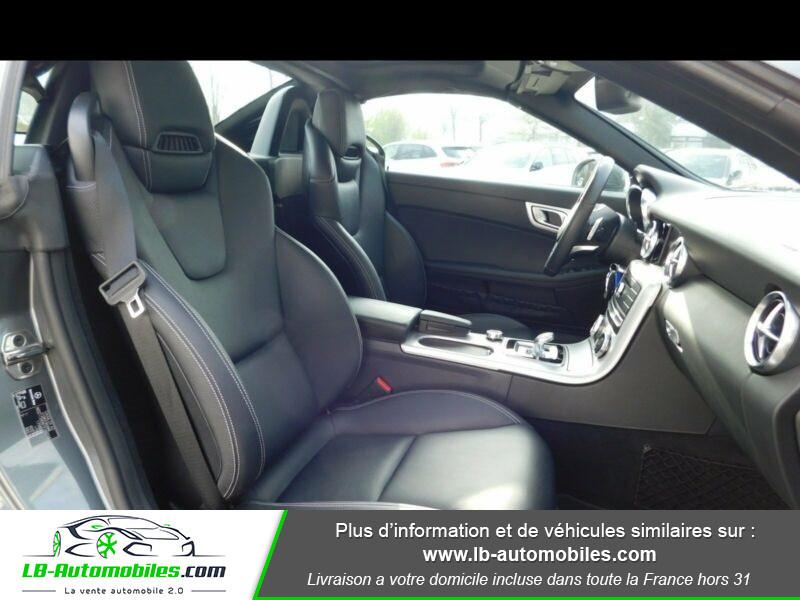 Mercedes SLC 200 AMG 9G-Tronic Gris occasion à Beaupuy - photo n°5