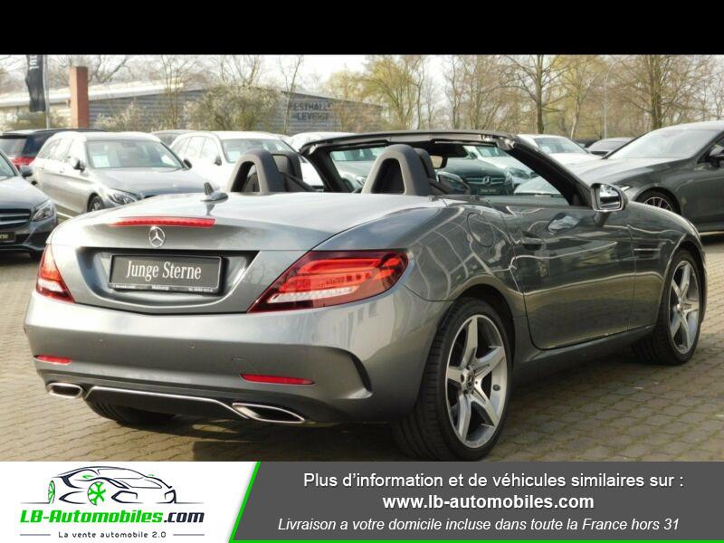 Mercedes SLC 200 AMG 9G-Tronic Gris occasion à Beaupuy - photo n°11