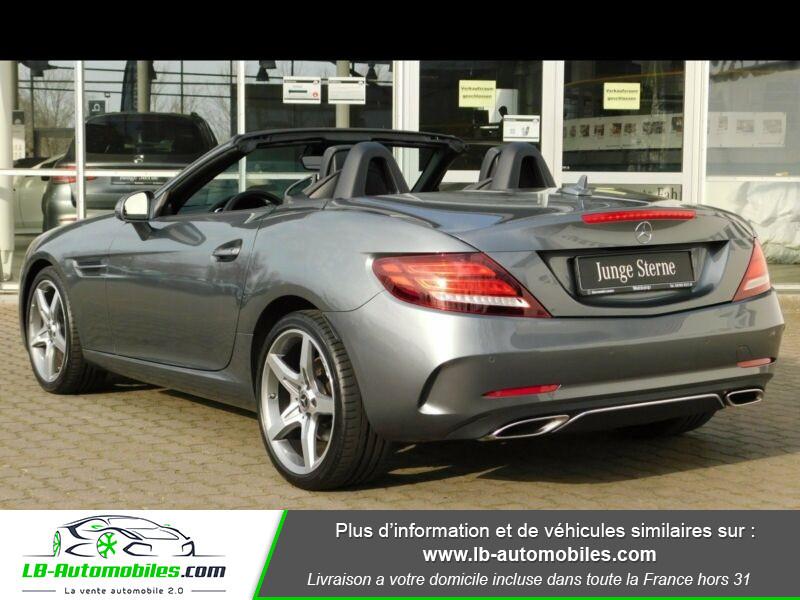 Mercedes SLC 200 AMG 9G-Tronic Gris occasion à Beaupuy - photo n°8