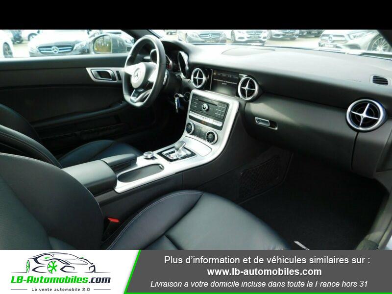 Mercedes SLC 200 AMG 9G-Tronic Gris occasion à Beaupuy - photo n°4