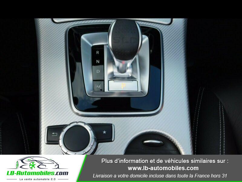 Mercedes SLC 200 AMG 9G-Tronic Gris occasion à Beaupuy - photo n°7