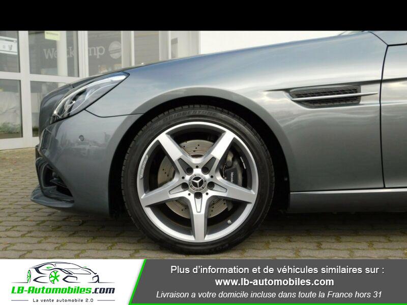 Mercedes SLC 200 AMG 9G-Tronic Gris occasion à Beaupuy - photo n°13