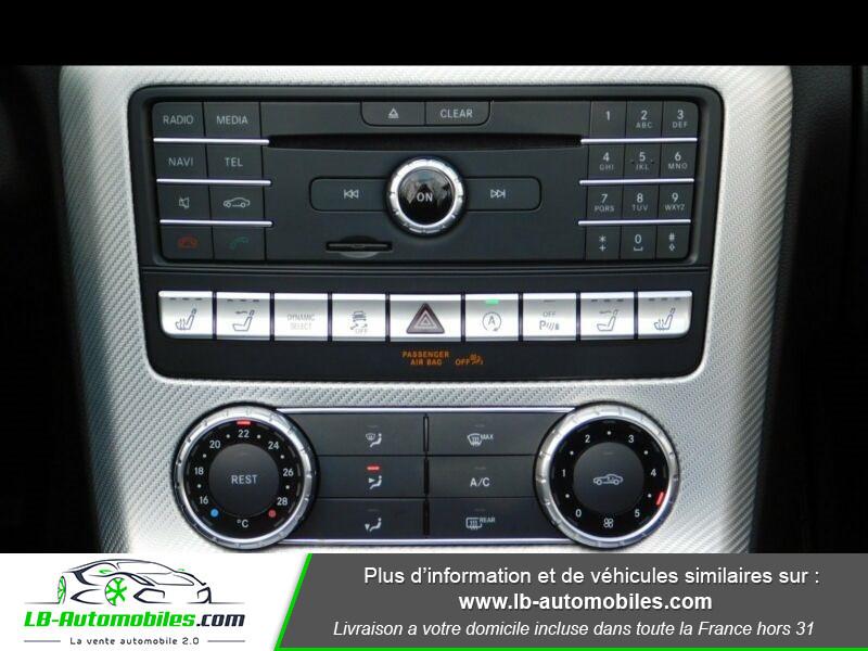 Mercedes SLC 200 AMG 9G-Tronic Gris occasion à Beaupuy - photo n°6