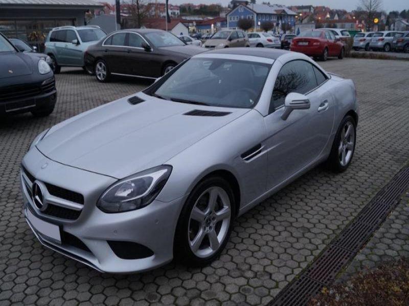Mercedes SLC 200 Argent occasion à Beaupuy