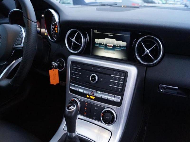 Mercedes SLC 200 Argent occasion à Beaupuy - photo n°2