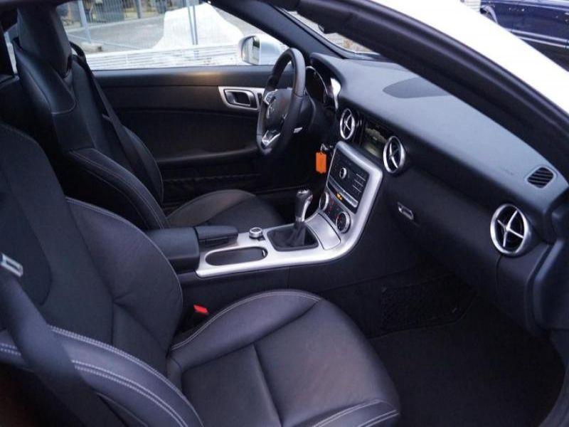 Mercedes SLC 200 Argent occasion à Beaupuy - photo n°5