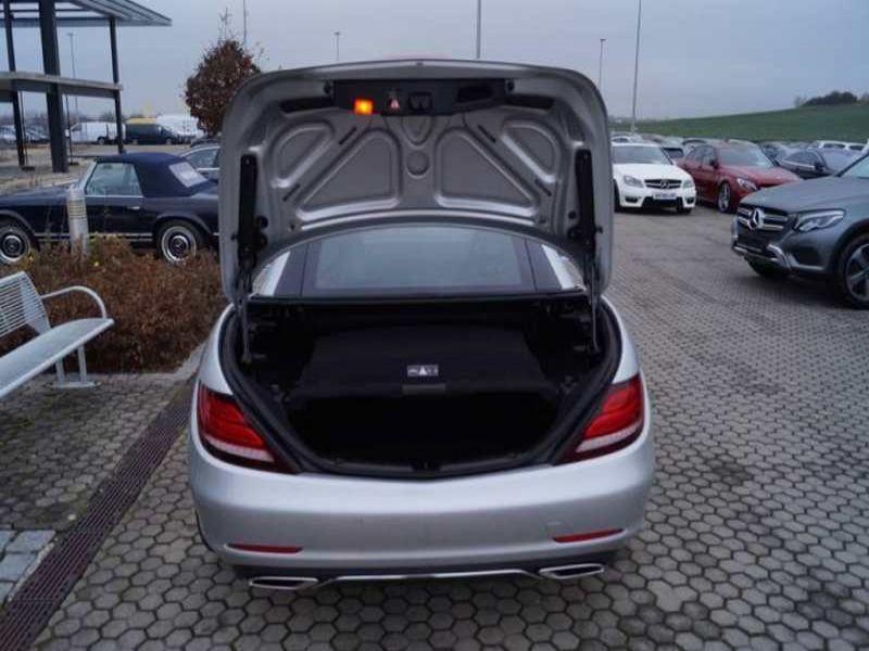 Mercedes SLC 200 Argent occasion à Beaupuy - photo n°7