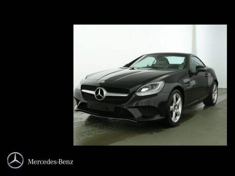 Mercedes SLC 200 Noir occasion à Beaupuy