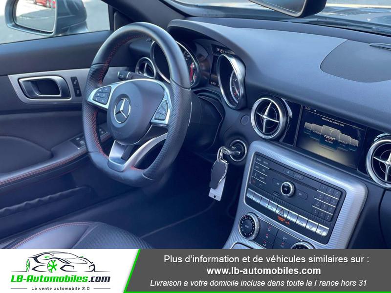 Mercedes SLC 250 d 9G-Tronic Gris occasion à Beaupuy - photo n°10