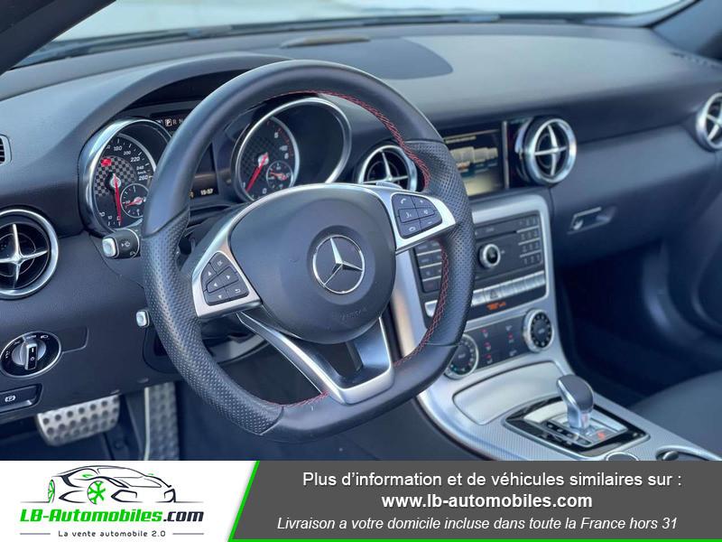 Mercedes SLC 250 d 9G-Tronic Gris occasion à Beaupuy - photo n°9