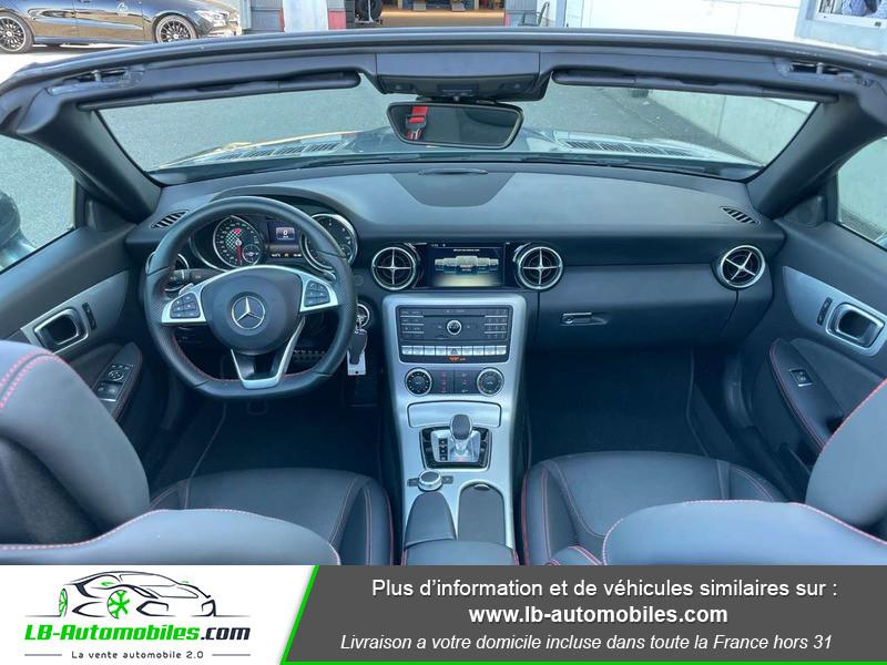 Mercedes SLC 250 d 9G-Tronic Gris occasion à Beaupuy - photo n°2