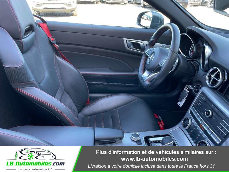 Mercedes SLC 250 d 9G-Tronic Gris occasion à Beaupuy - photo n°11