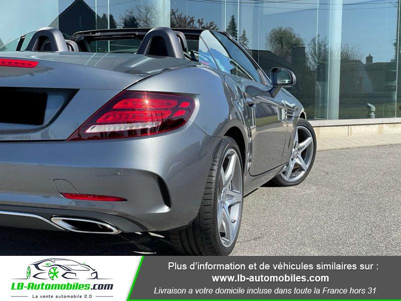 Mercedes SLC 250 d 9G-Tronic Gris occasion à Beaupuy - photo n°4