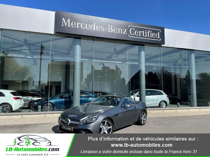 Mercedes SLC 250 d 9G-Tronic Gris occasion à Beaupuy