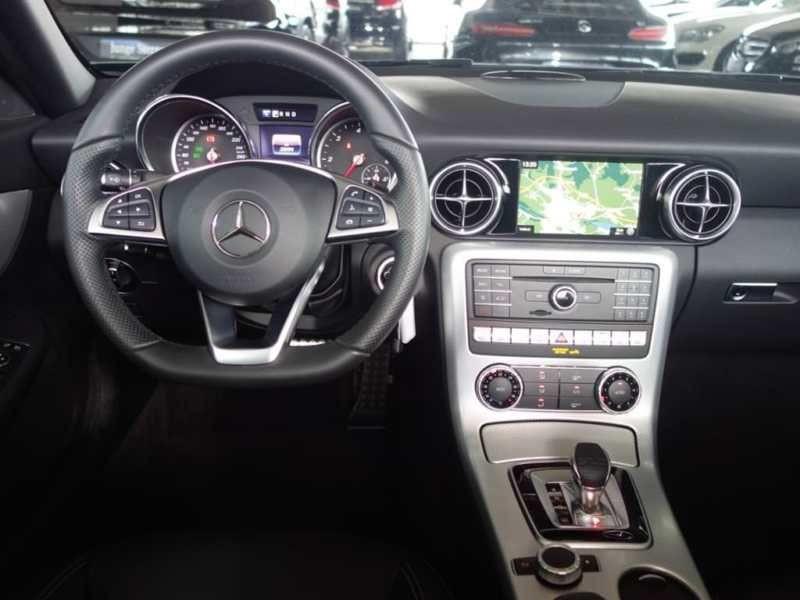 Mercedes SLC 250 d Gris occasion à Beaupuy - photo n°2