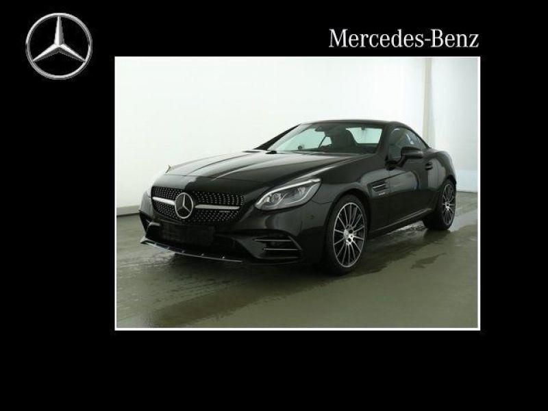 Mercedes SLC 43 AMG Noir occasion à Beaupuy