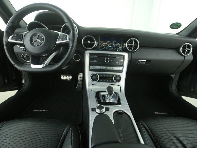 Mercedes SLC 43 AMG Noir occasion à Beaupuy - photo n°2
