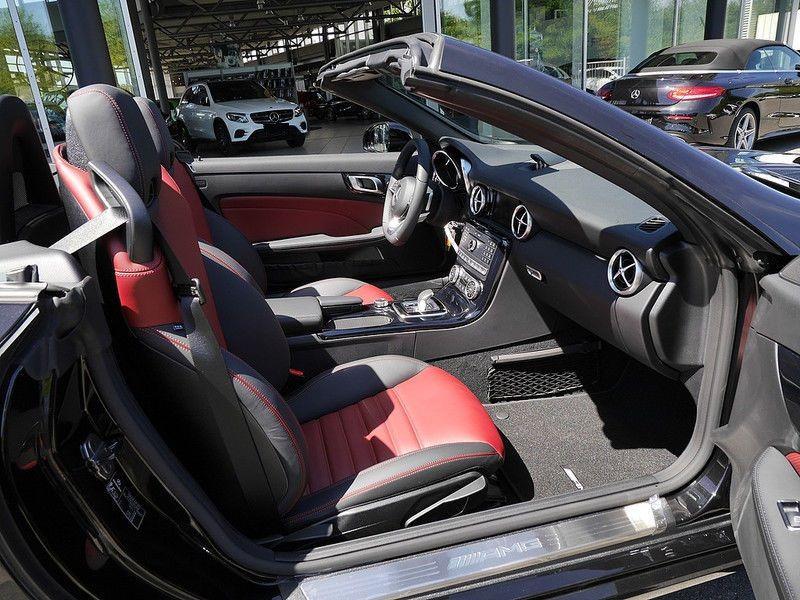 Mercedes SLC 43 AMG Noir occasion à Beaupuy - photo n°4