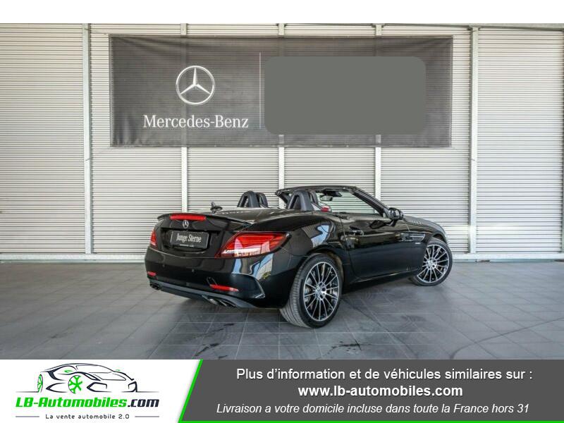 Mercedes SLC 43 AMG Noir occasion à Beaupuy - photo n°3