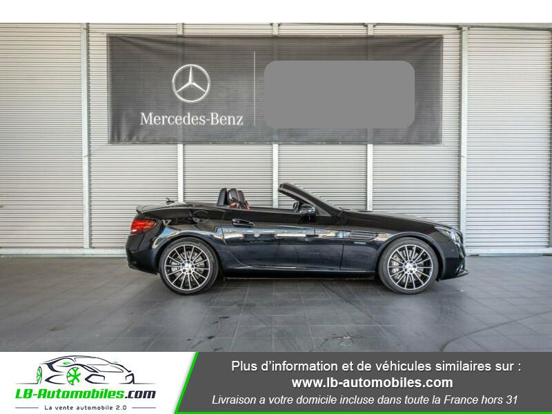 Mercedes SLC 43 AMG Noir occasion à Beaupuy - photo n°6