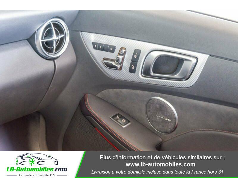 Mercedes SLC 43 AMG Noir occasion à Beaupuy - photo n°10