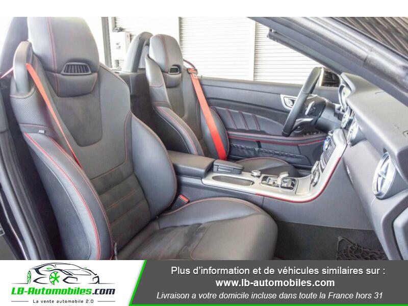 Mercedes SLC 43 AMG Noir occasion à Beaupuy - photo n°9