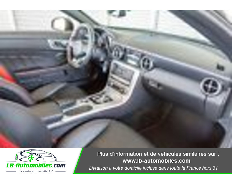 Mercedes SLC 43 AMG Noir occasion à Beaupuy - photo n°8