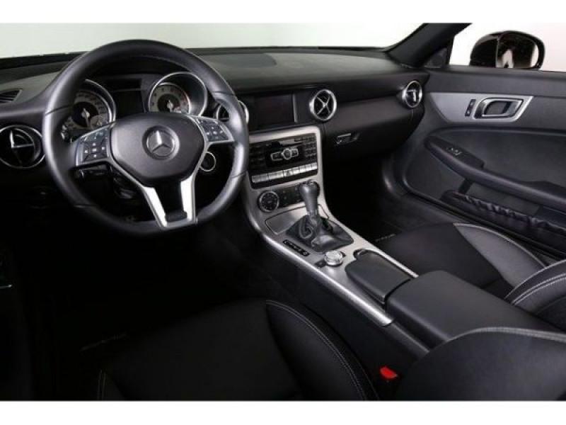 Mercedes SLK AMG Noir occasion à Beaupuy - photo n°3