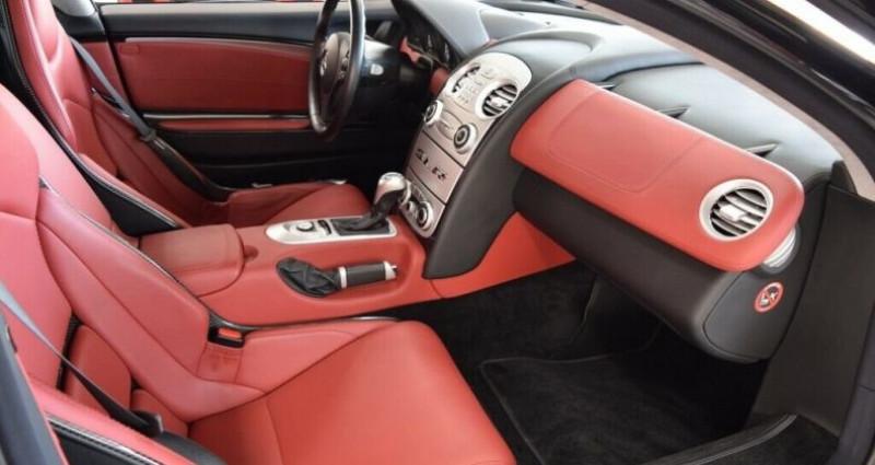 Mercedes SLR 55 AMG Noir occasion à Boulogne-Billancourt - photo n°4