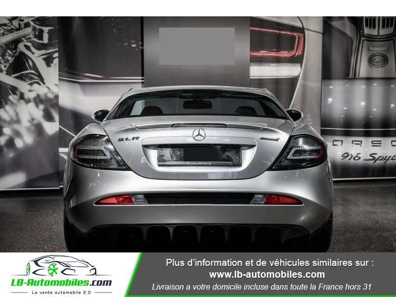 Mercedes SLR Edition 722 Gris occasion à Beaupuy - photo n°9