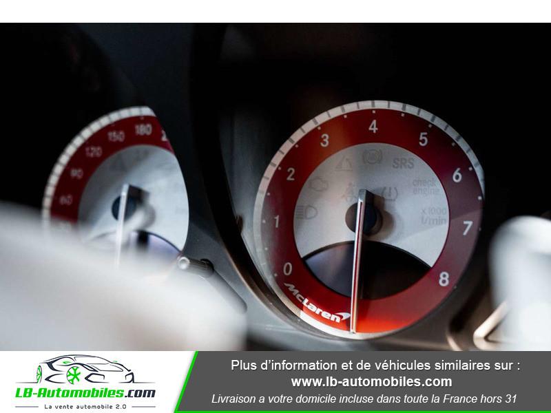 Mercedes SLR Edition 722 Gris occasion à Beaupuy - photo n°15