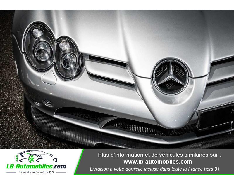 Mercedes SLR Edition 722 Gris occasion à Beaupuy - photo n°8