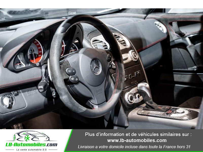 Mercedes SLR Edition 722 Gris occasion à Beaupuy - photo n°4