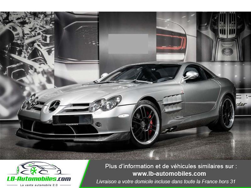 Mercedes SLR Edition 722 Gris occasion à Beaupuy