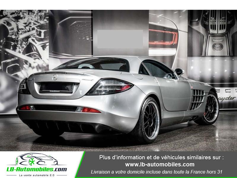 Mercedes SLR Edition 722 Gris occasion à Beaupuy - photo n°2