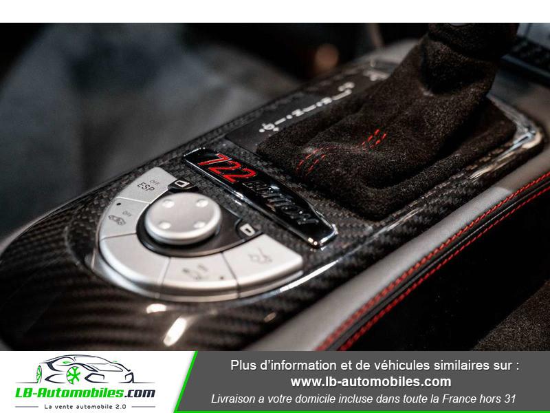 Mercedes SLR Edition 722 Gris occasion à Beaupuy - photo n°14