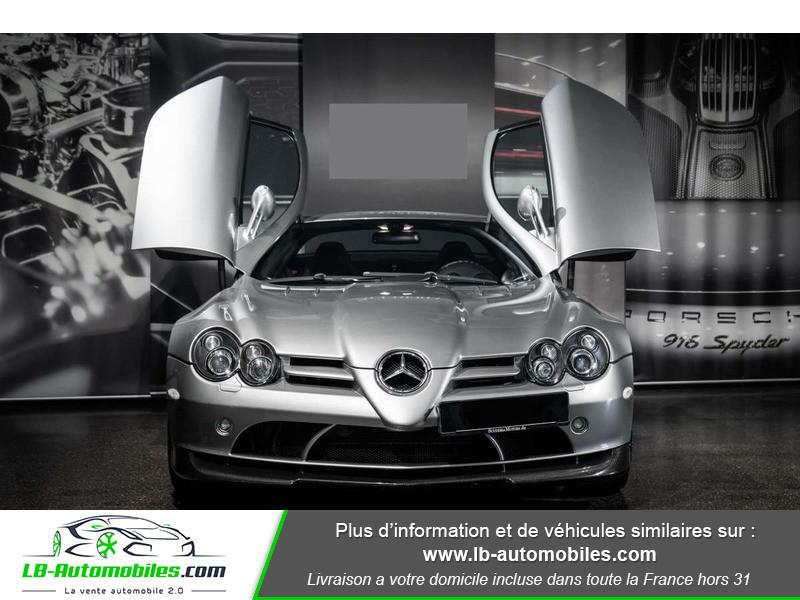 Mercedes SLR Edition 722 Gris occasion à Beaupuy - photo n°10