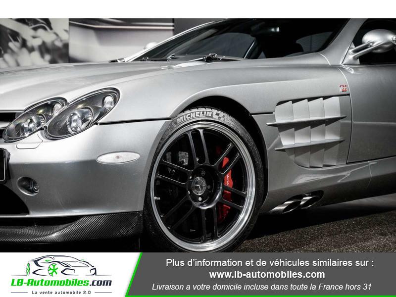 Mercedes SLR Edition 722 Gris occasion à Beaupuy - photo n°11