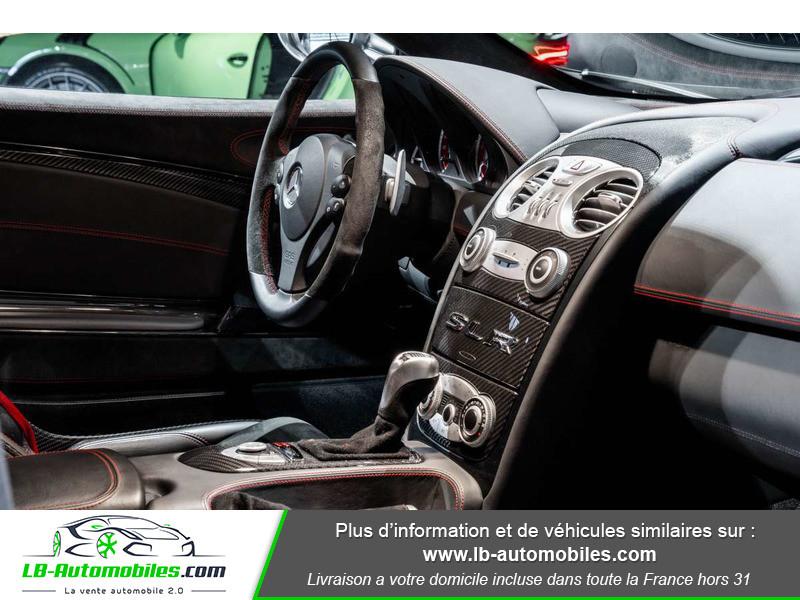 Mercedes SLR Edition 722 Gris occasion à Beaupuy - photo n°12