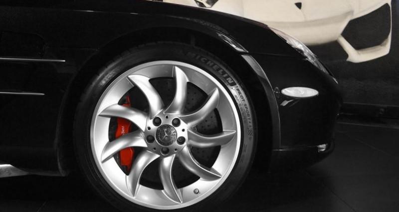 Mercedes SLR MC LAREN ROADSTER Noir occasion à CANNES - photo n°6