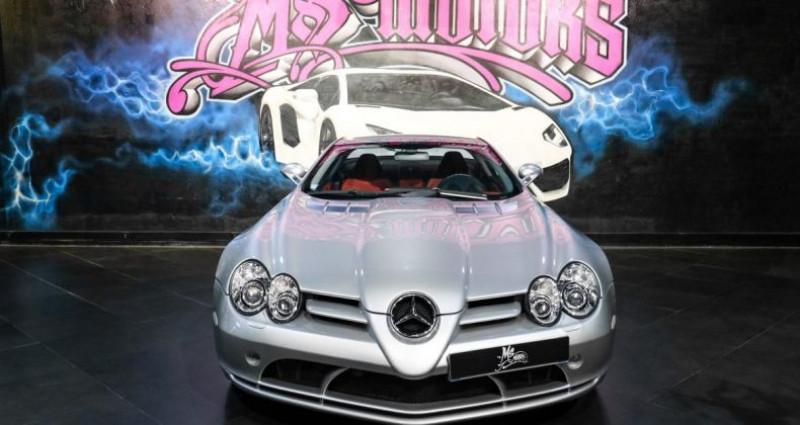 Mercedes SLR MCLAREN 5.4 V8 626 Gris occasion à CANNES - photo n°2